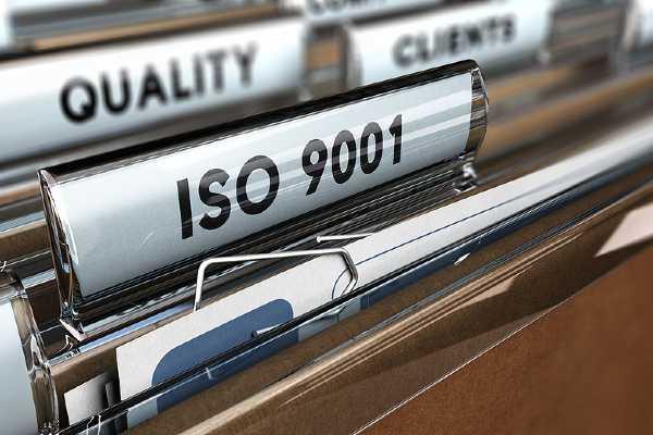 ISO9001 認證