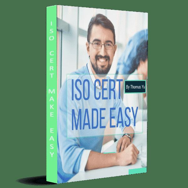 ENG EBook ISO Certification Beginner Guide